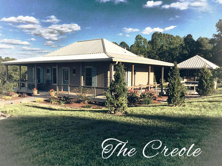 Rocky Comfort Cabins - The Creole House
